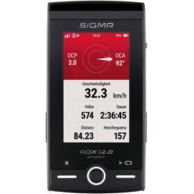 SIGMA SPORT ROX GPS 12.0 Sport Navigointilaite , harmaa